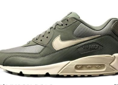 c9727e2a071f Nike Air Max 90 - medium olive bamboo