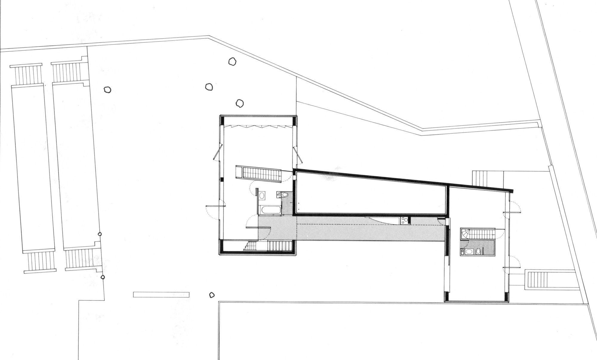 Gallery of ad classics villa dall 39 ava oma 13 for Dall ava parquet