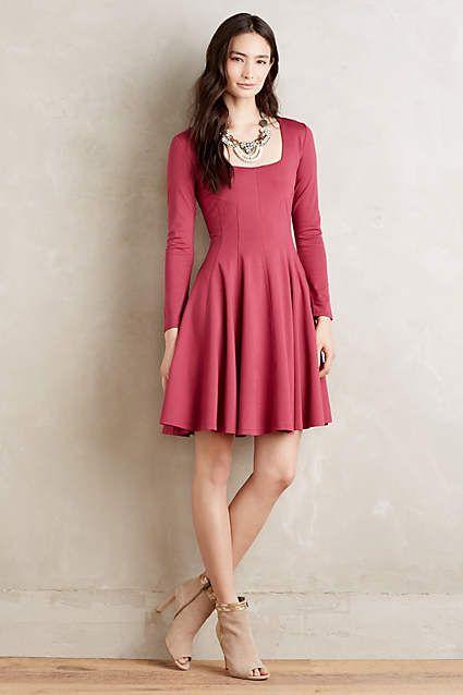 367fc798b7e6 Saraid Dress | Anthropologie | Fashion, Dresses, Dress skirt