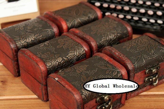 Wholesale Vintage Style DIY Wooden  - Buy Vintage Style DIY Wooden Jewelry Box Storage Box/clean Up Box/ /, $2.46   DHgate