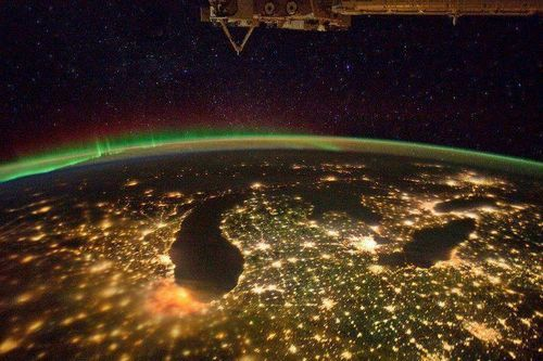 michigan satellite - Google Search | Earth from space ...