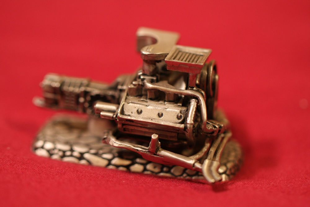KAVAL PEWTER MODEL Engine (Out of production) #KAVAL