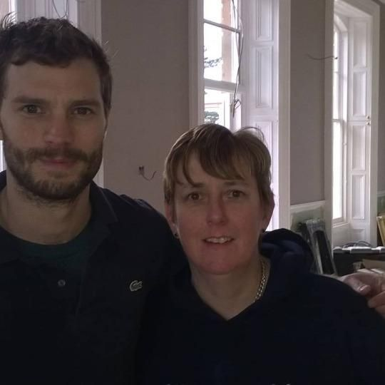 Older fan photo, I think from the Dunhill Championships Oct 2014