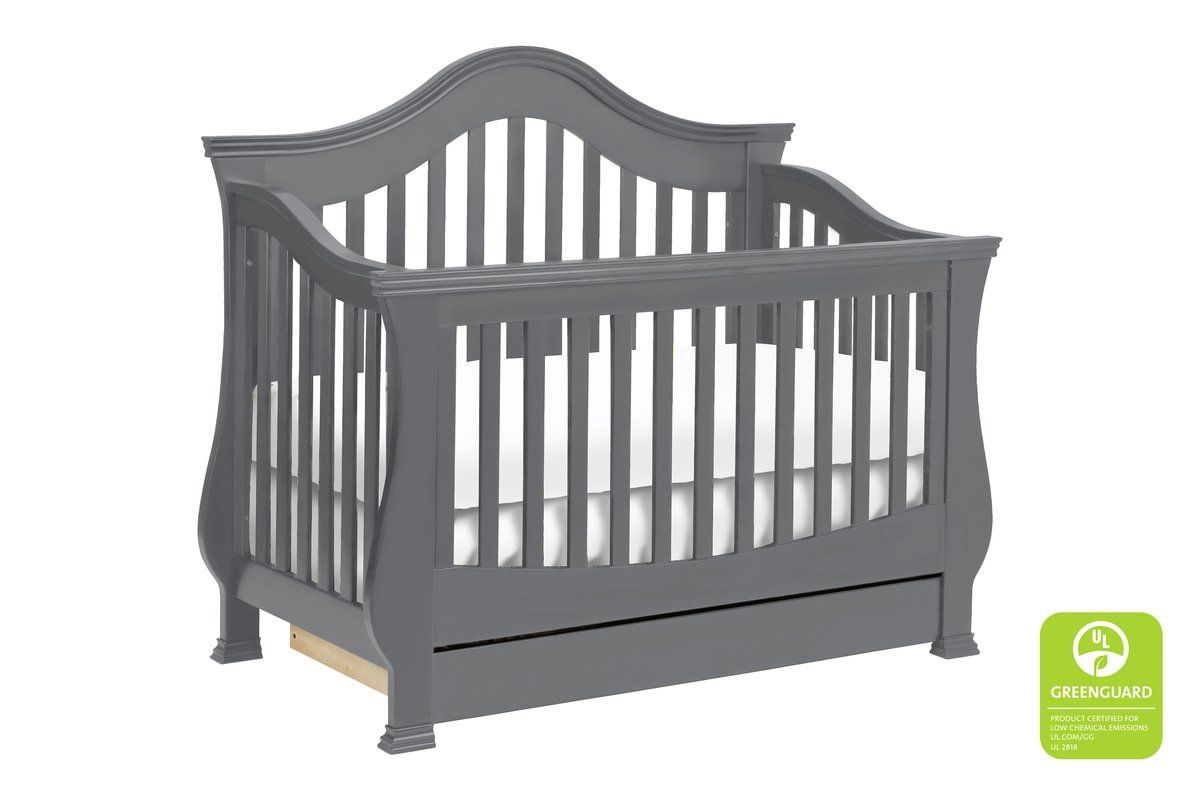 Ashbury 4 In 1 Convertible Crib Convertible Crib Toddler Bed Convertible Crib Cribs