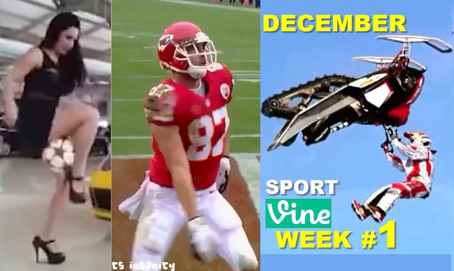 Best Sports Vines 2015 DECEMBER Week 1, Best Sports Moments Compilation