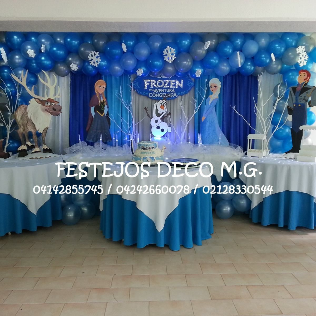 Decoracion frozen buscar con google frozen pinterest for Buscar decoraciones