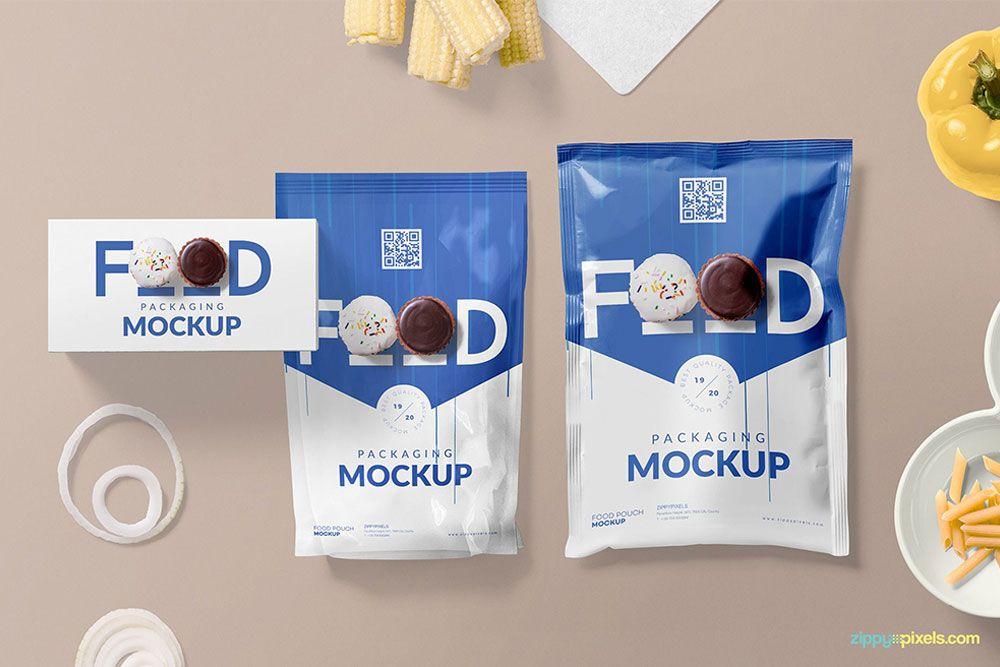 Download Free Set Of Food Packaging Mockup In Psd Food Packaging Mockup Psd Packaging Mockup Food Packaging Free Packaging Mockup