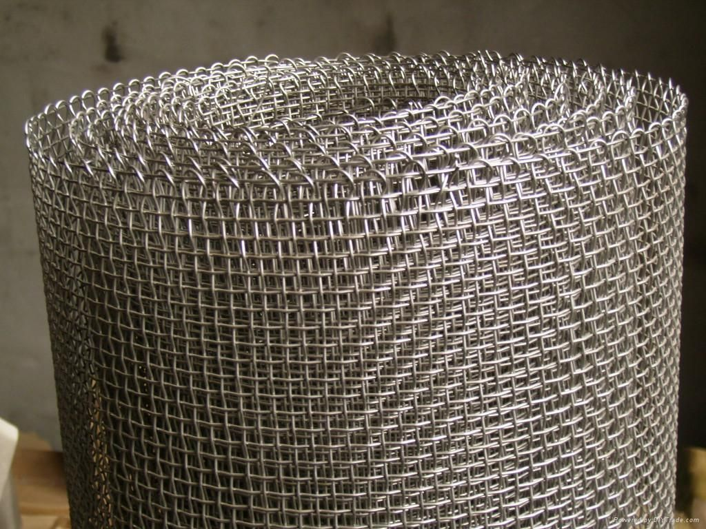 Wire Mesh Corp | Wire Mesh Stainless Steel Ganpat Industrial Corporation Ss 316