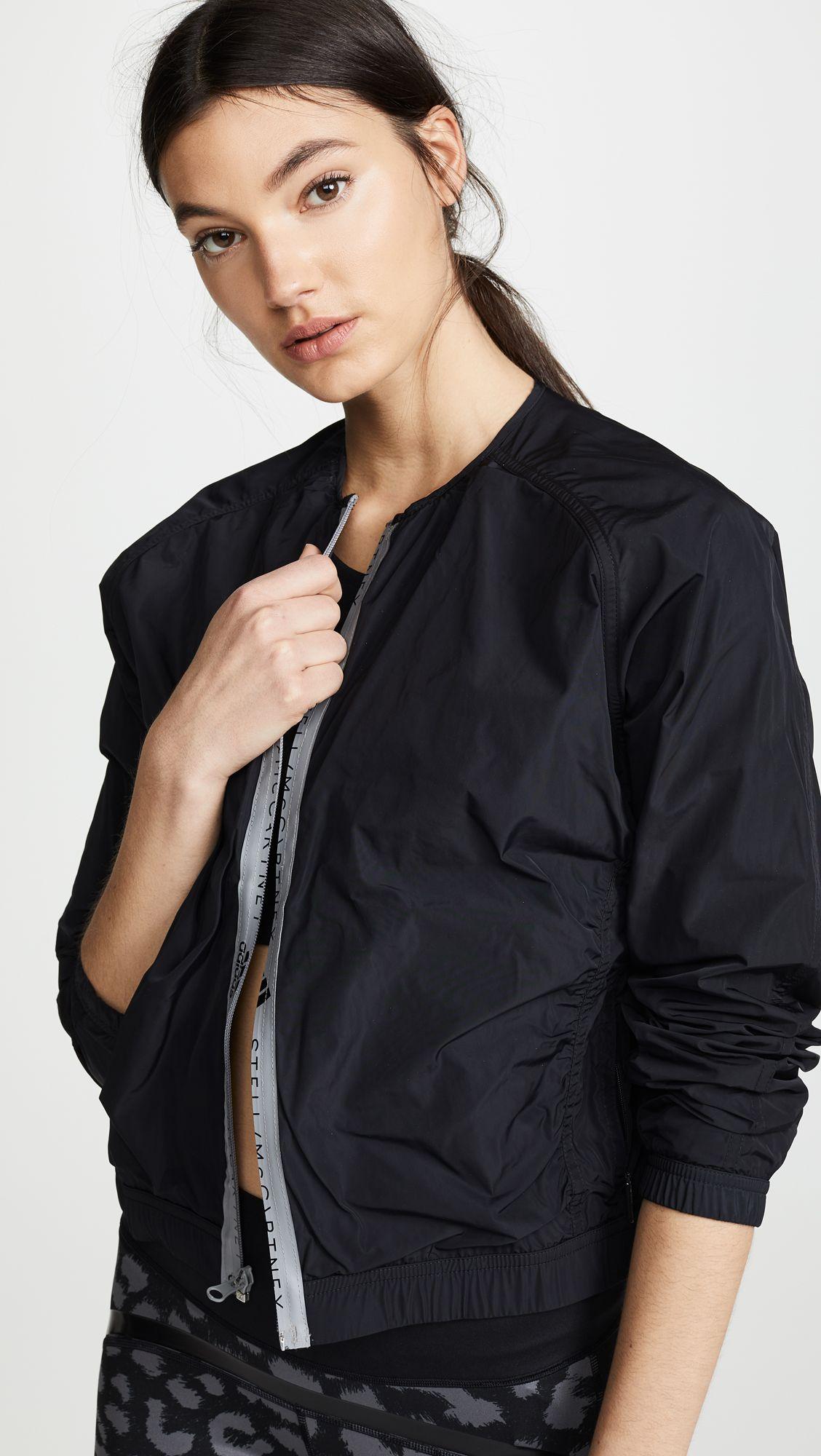 Adidas By Stella Mccartney Bomber Jacket | Bomber jacket