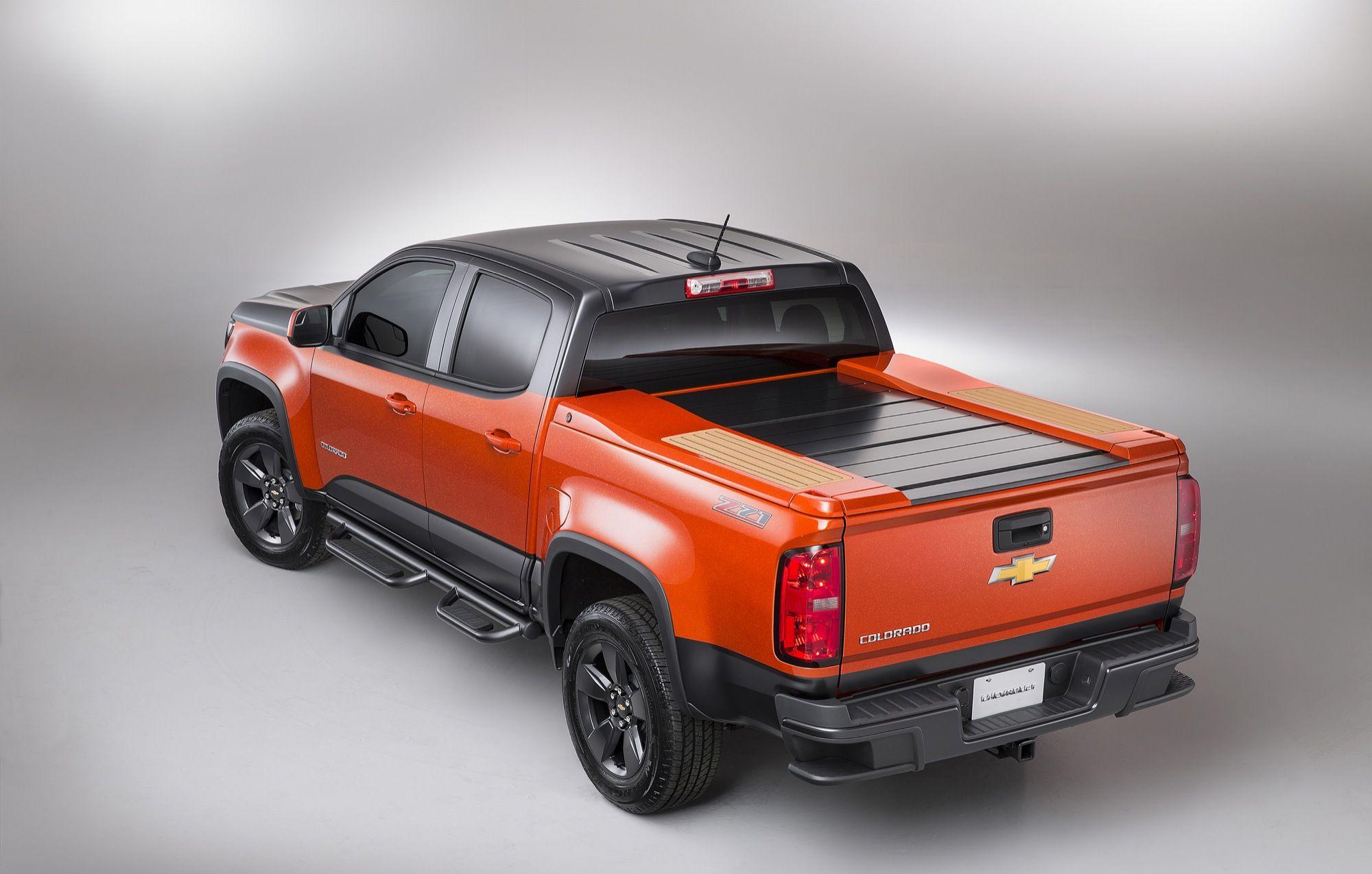 Chevrolet colorado performance concept chevrolet colorado pinterest chevrolet and chevrolet colorado