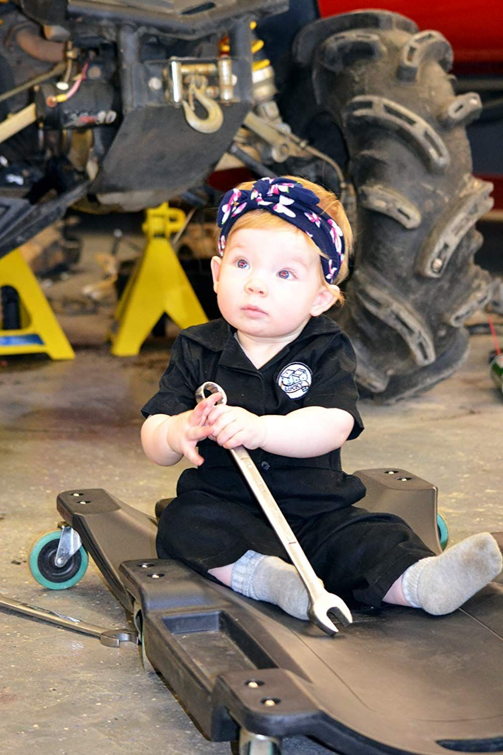 Born to Love Knuckleheads Kids Coverall for