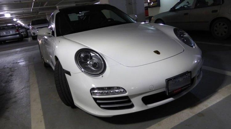 The Ghost In The Underground A 2013 Porsche 4S