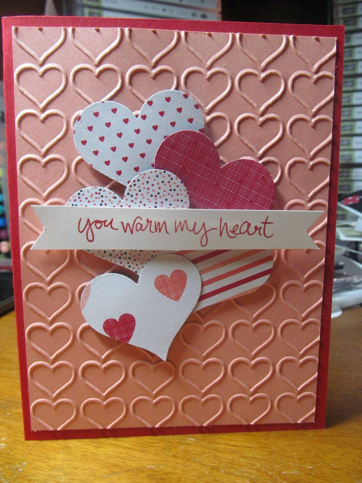 Kristins Cards and Creations Sweetheart Punch – Ideas for Valentine Day Cards