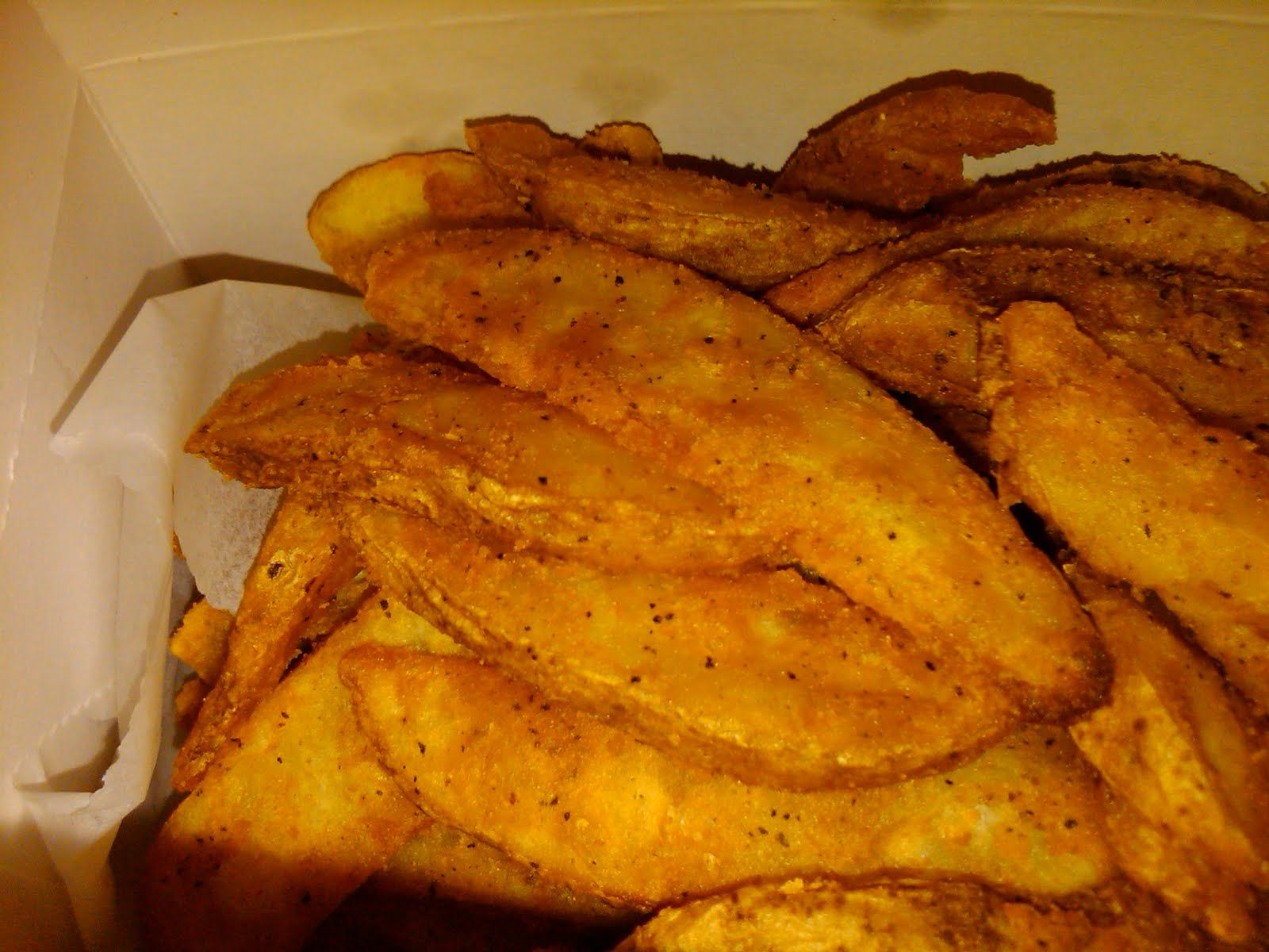 Kfc Fries Posted By Glenn Walker At 12 57 Am Food In