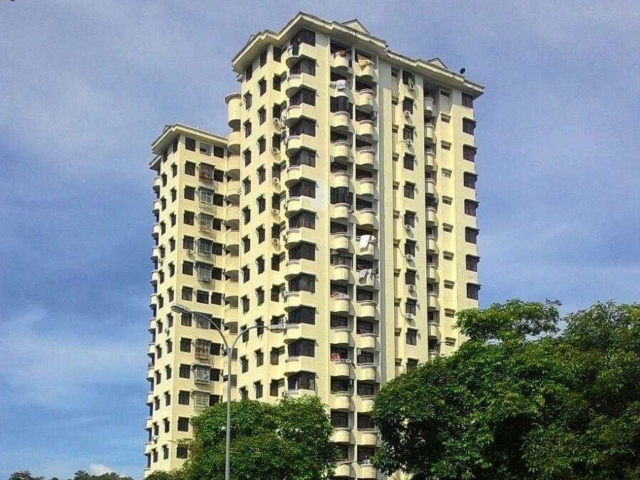 Penang Ev World Residence Ferringhi Delima Malaysia Asia