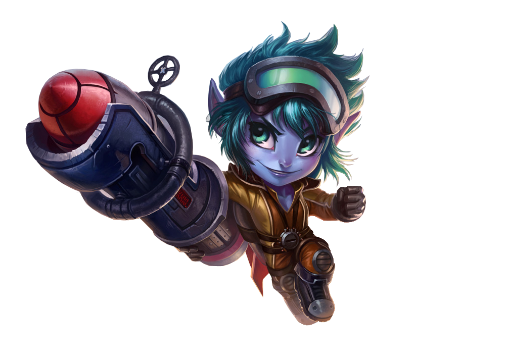 Rocketeer Tristana PNG Image Png photo, Png images, Png