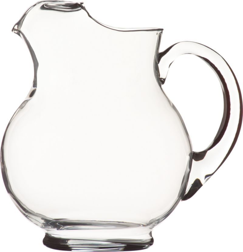 Acapulco Pitcher Crate And Barrel Pitcher Crate And Barrel Bar Accessories