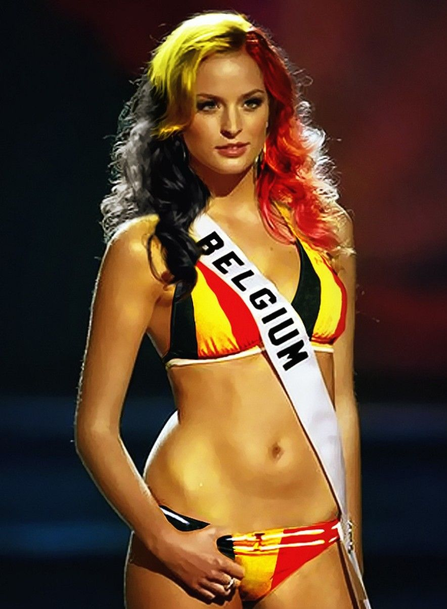 Sexy belgian girls