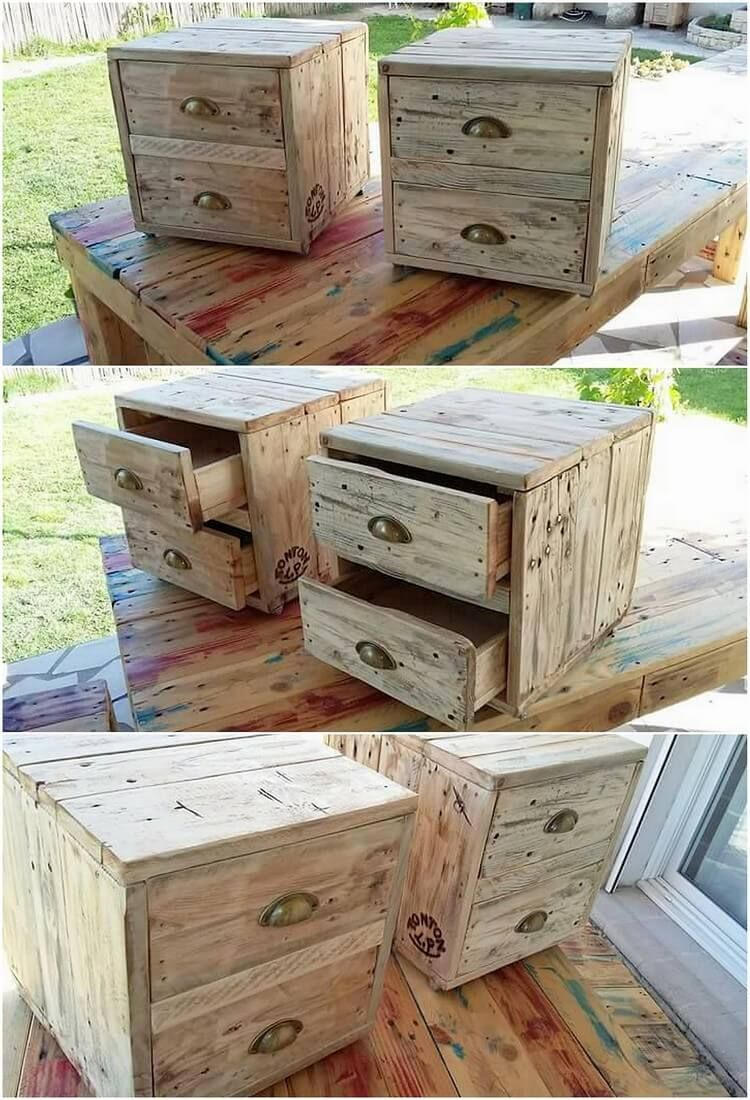 Unique wood pallet creations to tryout this weekend wood pallets