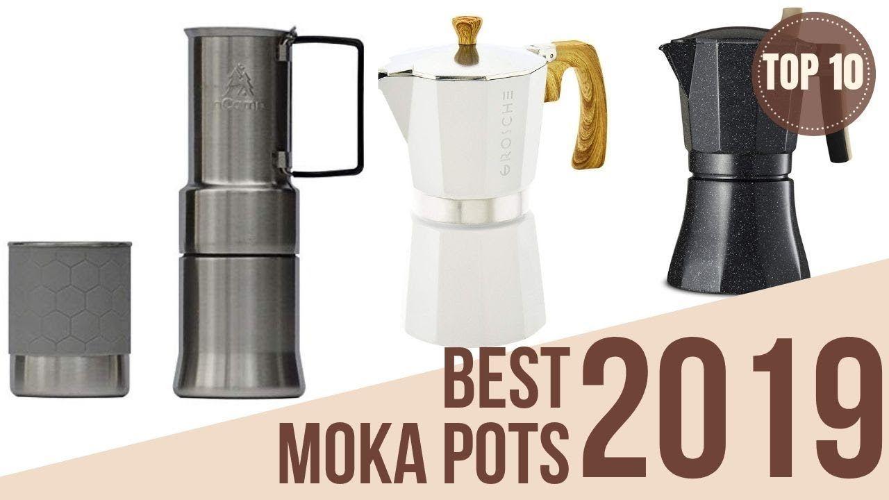 Top 10: Best Moka Pot Espresso Makers of 2019 / Stovetop Coffee Maker Top 10: Best Moka Pot Espresso Makers of 2019 / Stovetop Coffee Maker