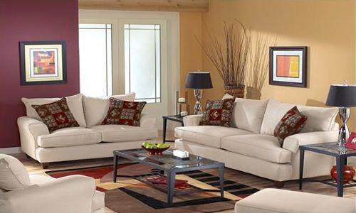 Cuadros para salas peque as dise o de interiores - Cuadros colores vivos ...