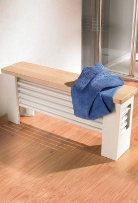 Schulte serie: \'Den Haag\' bankje met radiator € 399 ...