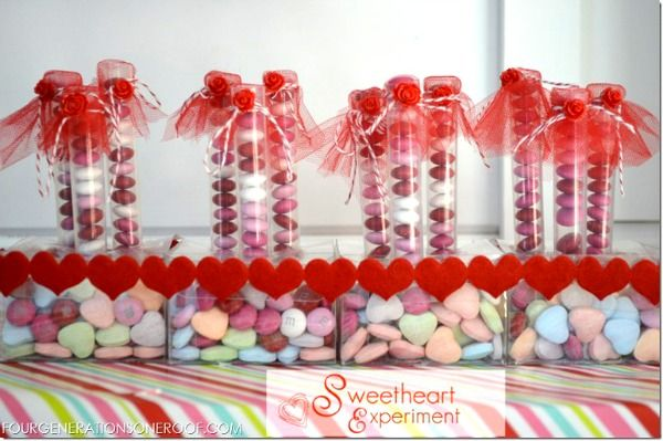 Beautiful Valentine Mason Jar Ideas