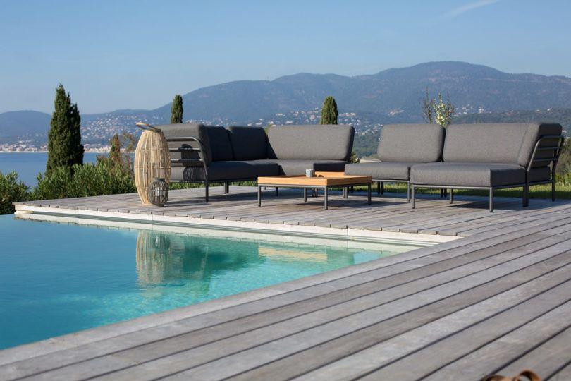 LEVEL Outdoor Lounge by Henrik Pedersen for HOUE Outdoor lounge - designer gartensofa indoor outdoor
