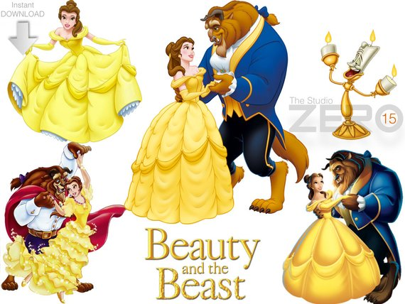 15 Disney Beauty And The Beast Clipart 15 Png 15 Jpeg 15 Etsy Beauty And The Beast Disney Beauty And The Beast Clip Art