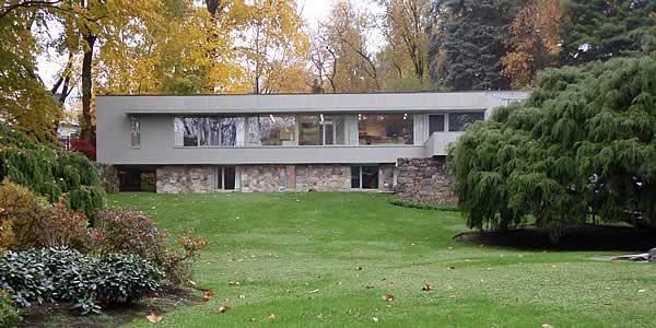 1948 The Marcel Breuer House Ii Aka The Breuer Robeck House