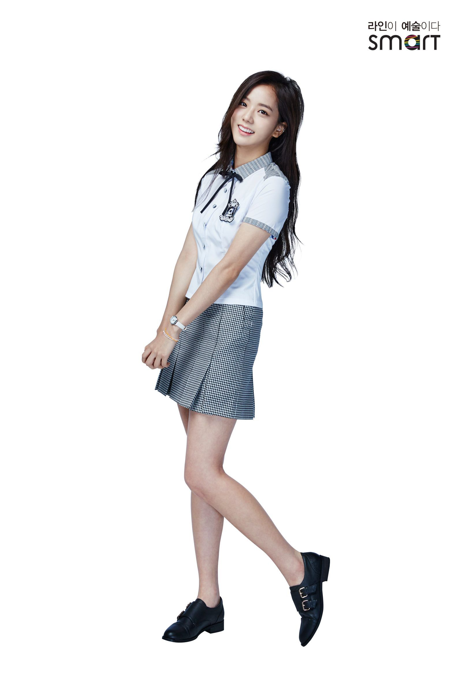 Fans Discover Pre-Debut Photos Of BLACKPINK Jisoo In School Uniform u2014 Koreaboo | BLACKPINK ...