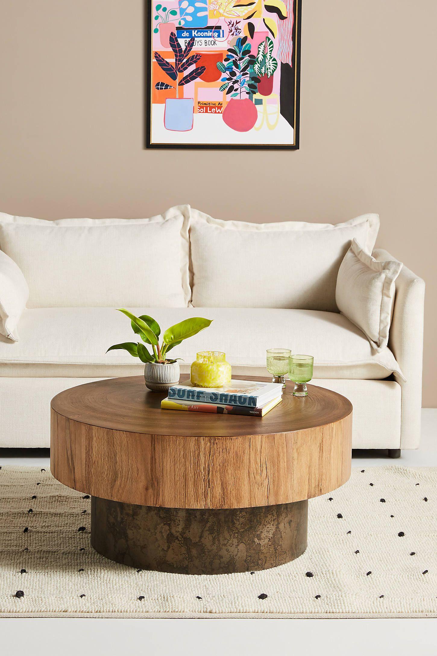 Tambor High Coffee Table In 2020 Unique Coffee Table Coffee Table Coffee Table Design #unique #living #room #tables