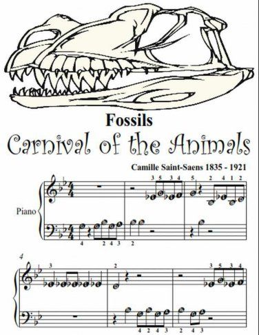 Carnival Of The Animals Sheet Music