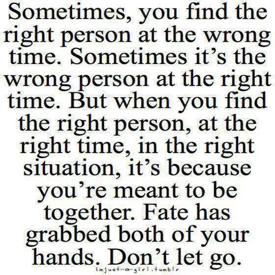 Quotes About True Love And Fate: Fate Quotes And Sayings