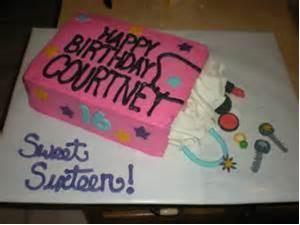 birthday bag cake