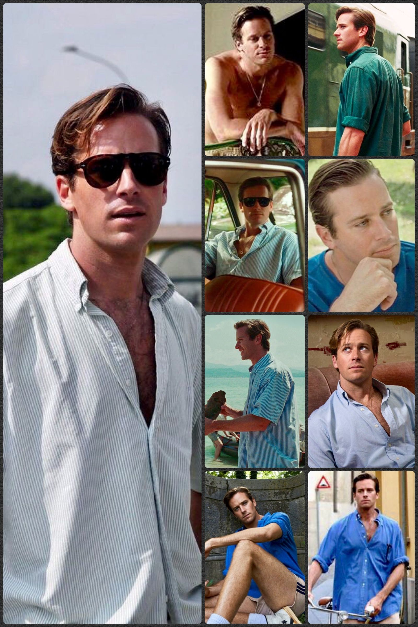 Call Me By Your Name Armie Hammer | Actors, Your name movie, Call me