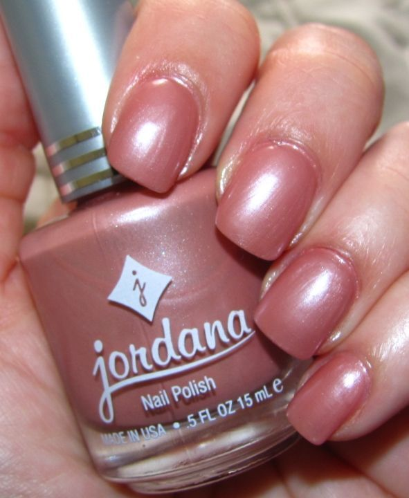 Jordana Nail Polish: rated 4.1 out of 5 by MakeupAlley.com members ...