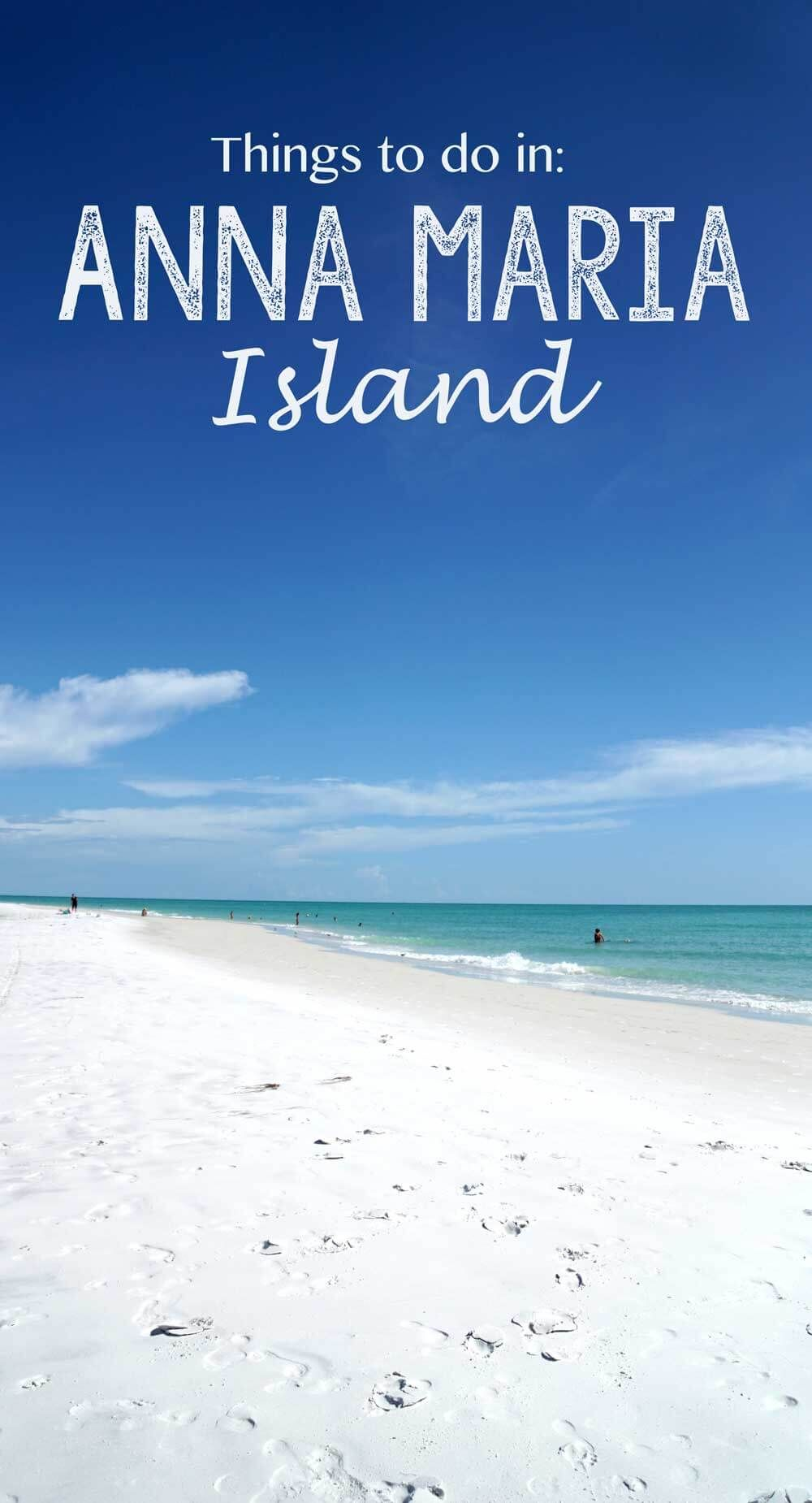 Things to do in anna maria island florida whether you are for Places to go for romantic weekend