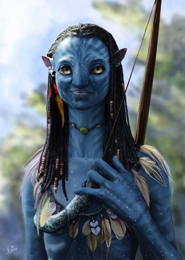 Neytiri By Narikoix On Deviantart Avatar Movie Avatar Costumes Avatar Poster