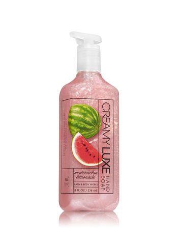Bath Body Works Watermelon Lemonade Nourishing Hand Cream 2 Fl