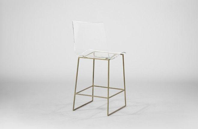 Stupendous Clear Acrylic Counter Stool In 2019 Artesian Chairs Inzonedesignstudio Interior Chair Design Inzonedesignstudiocom