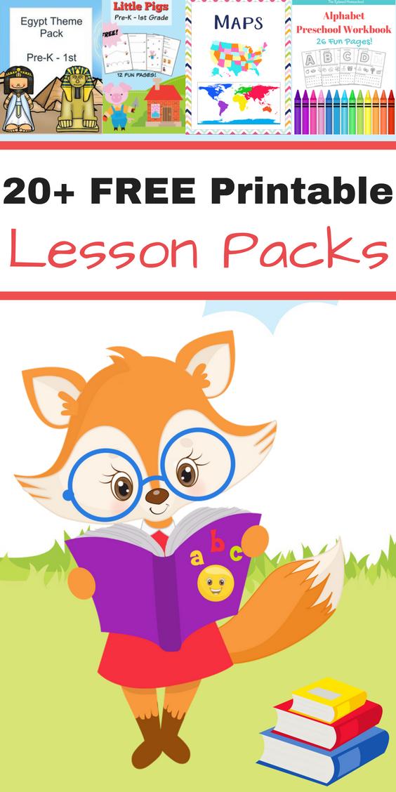Free Homeschool Printables | Homeschool, Free and School