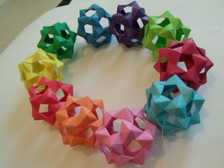 Tom Hull on Education with Origami Part 1 - Teaching - YouTube | 240x320