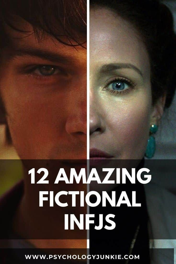 12 Amazing INFJ Fictional Characters