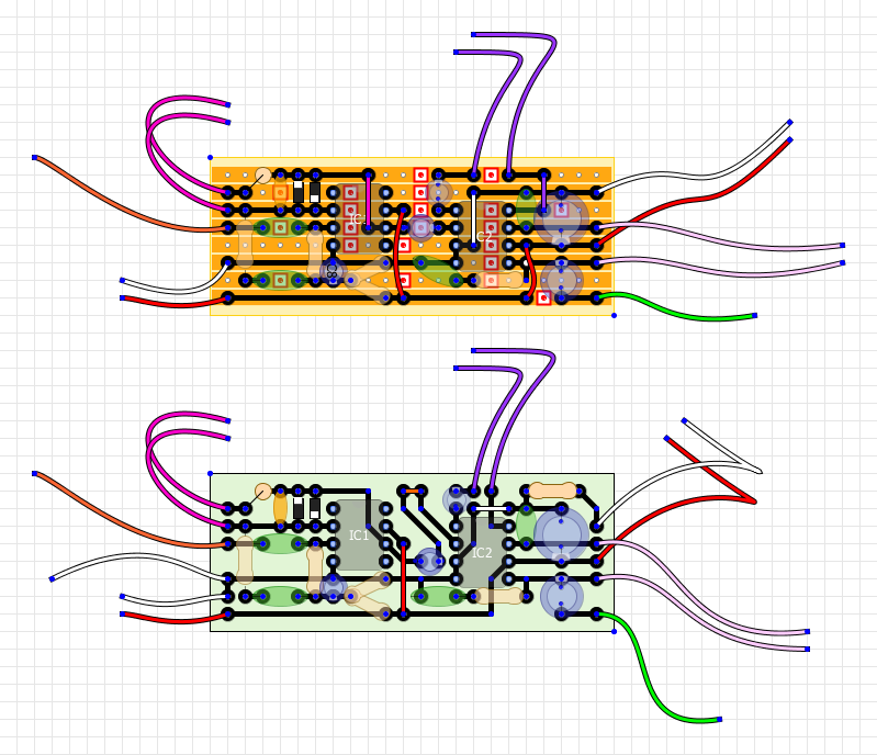 mylk [][][] [Blog] 386 Amp project Projects, Audio