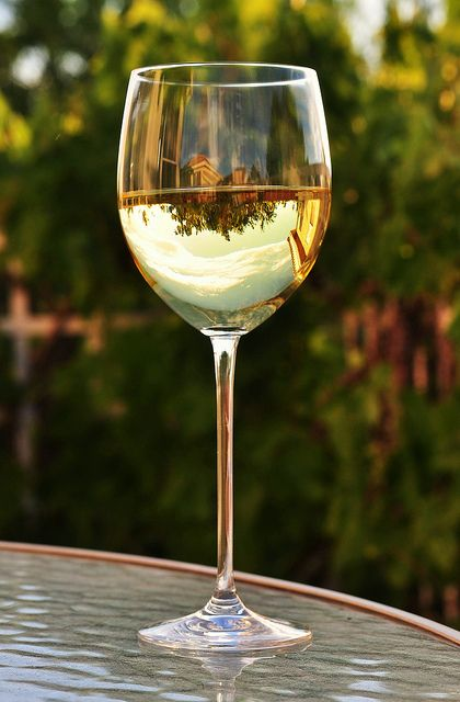 A Really Full Glass Of Chardonnay In 2019 Wine Drinks