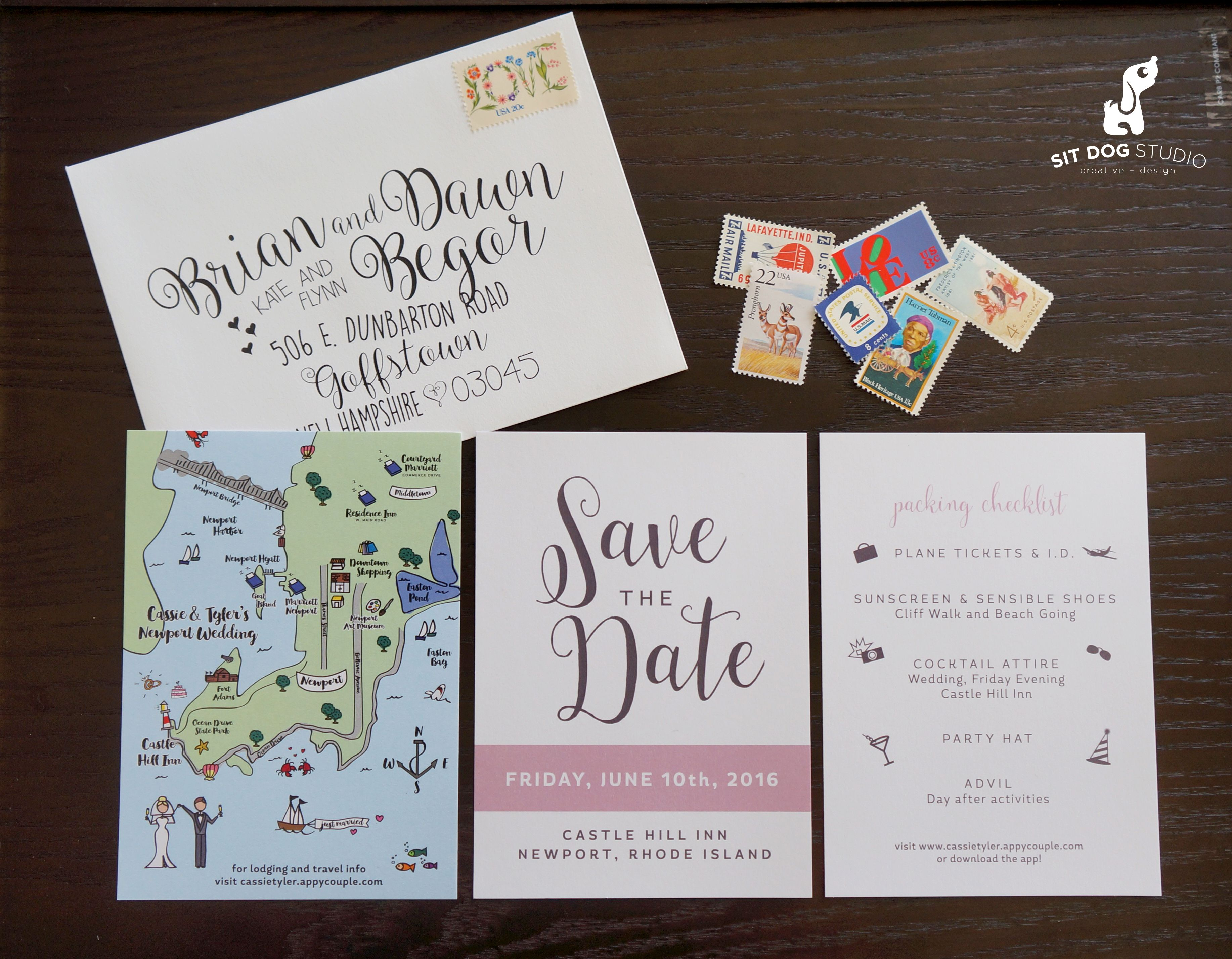 Save the Date Invitations! Customized Save the Date