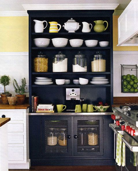 Pictures Of Kitchens With Yellow Walls