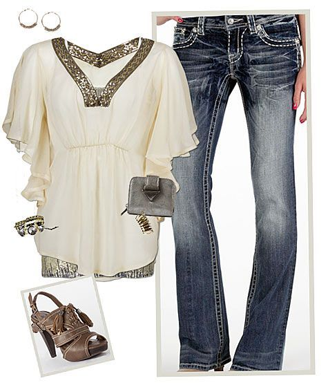 Want this outfit...love the shoes :) from the Buckle