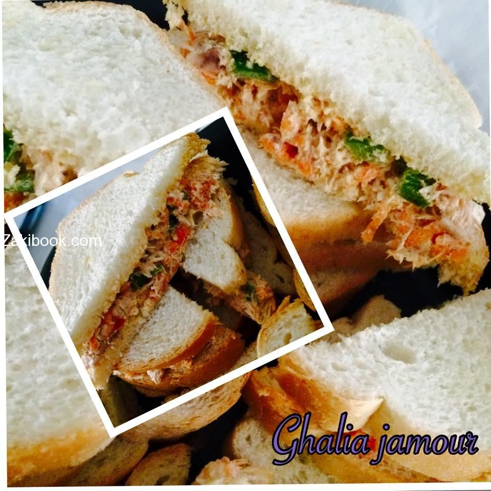طريقة عمل سندويشات دجاج بارد مع المايونيز بالصور زاكي Food Cooking Cooking Recipes